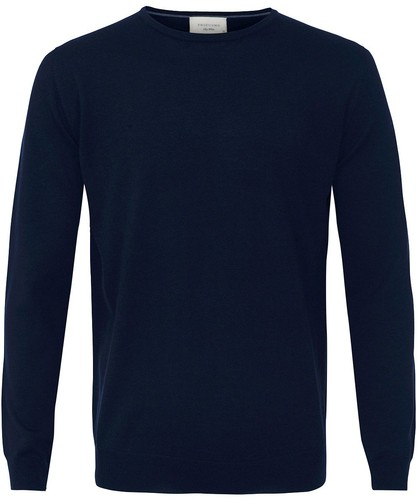 Profuomo Sweater - Navy - O (1)