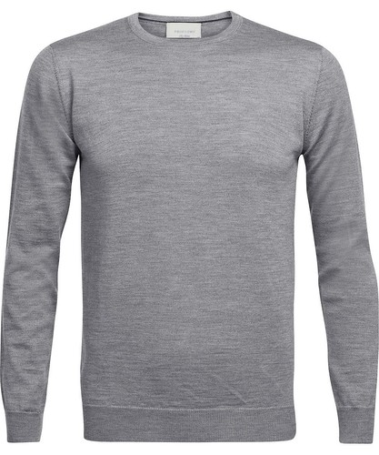 Profuomo Sweater - Grey - O (1)