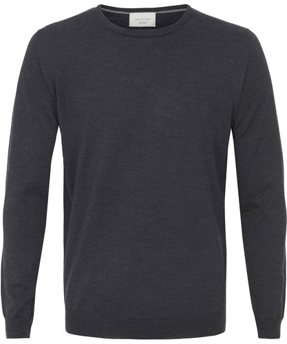 Profuomo Sweater - Anthracite - O (1)