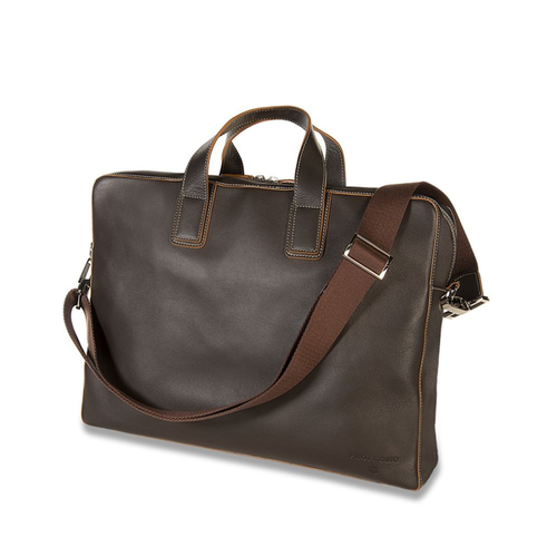 Profuomo business bag brown (1)